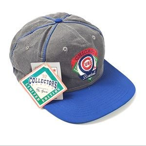 🔥NWT Vintage Rare Chicago Cubs Baseball Hat